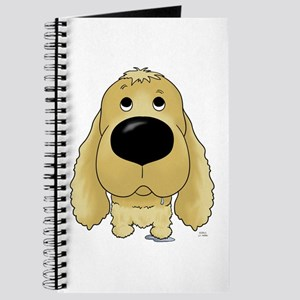 Big Nose Cocker Journal