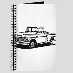Old GMC pick up Journal