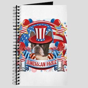 American Pride Boston Terrier Journal