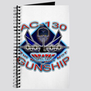 USAF AC-130 Gunship Skull Journal