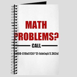 Math Problems Journal