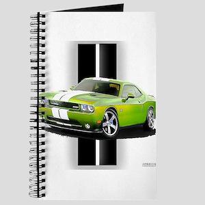 New Challenger Green Journal