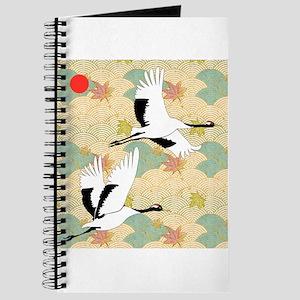 Soaring Cranes - Journal