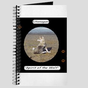 Utonagan 'Spirit of the Wolf' Journal