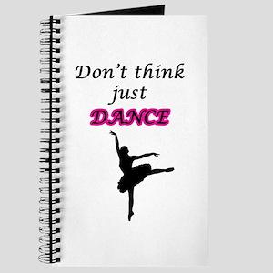 Just Dance Journal