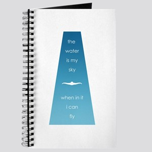 Water is My Sky Journal
