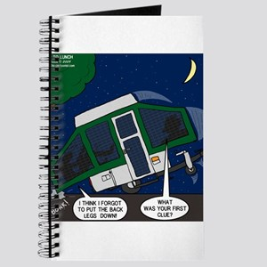 Pop-up Camper Problems Journal