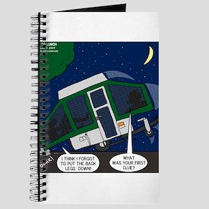 Pop-up Camper Problems Journal