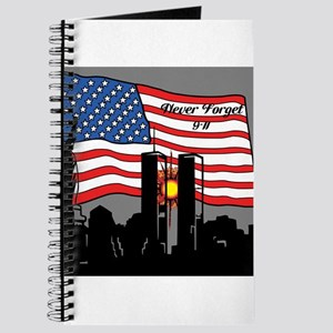Never Forget 9-11 Journal