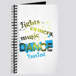 Personalized Dance Journal