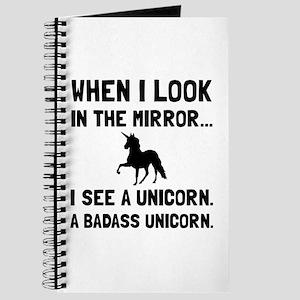 Badass Unicorn Journal