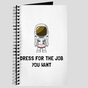 Astronaut Dress Journal