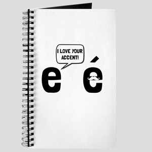 Love Accent Journal