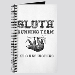 Sloth Running Team Journal