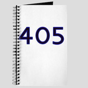 405 blue Journal