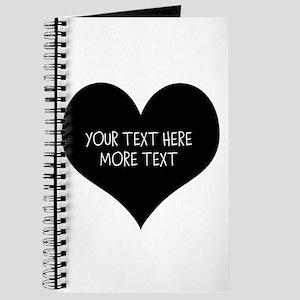 Black heart Journal