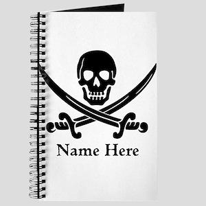 Custom Pirate Design Journal