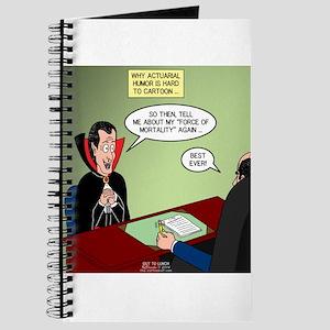 Dracula Life Insurance Journal