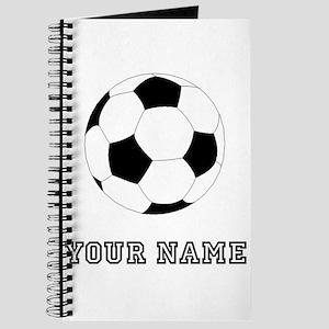 Soccer Ball (Custom) Journal