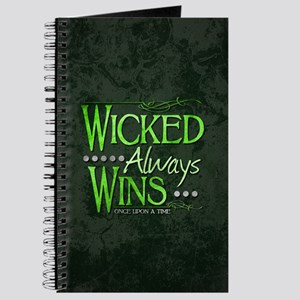 Wicked Always Wins Journal