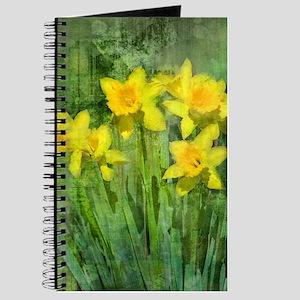Daffodil Art Journal
