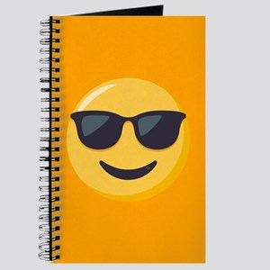Sunglasses Emoji Journal