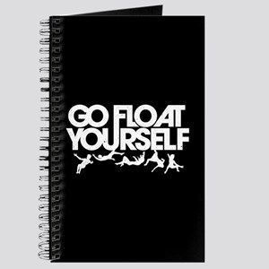 The 100 Go Float Yourself Journal