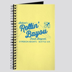 OUAT Rollin Bayou Journal