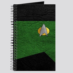 SF 2360 LEATHER GREEN Journal