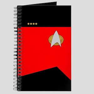 STARTREK 2360 CMD CAPT Journal