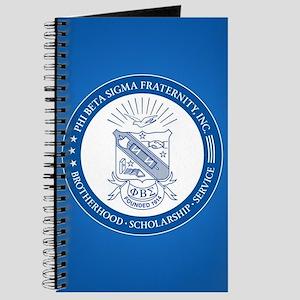 Phi Beta Sigma Shield Journal