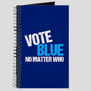 Vote Blue Democrat Journal