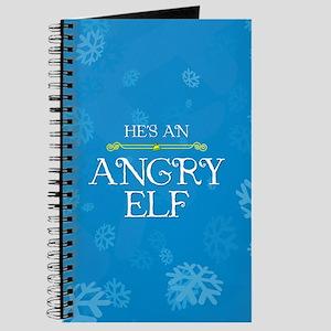 He's an Angry Elf Journal