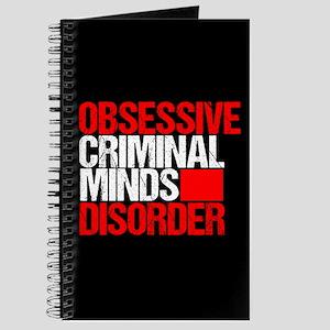 Criminal Minds Obsessed Journal
