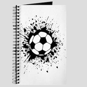 soccer splats Journal