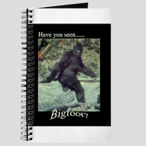 Have You Seen BIGFOOT? Journal