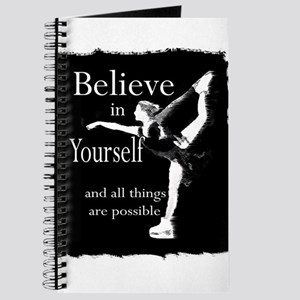 Believe in yourself (skater) Journal