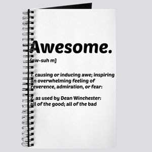 Supernatural: Vital information- Awesome Journal