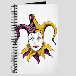 Joker Jester Comic Comedian Journal
