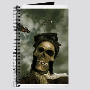 Death From the Skies Journal