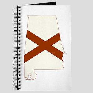 Alabama Flag Journal