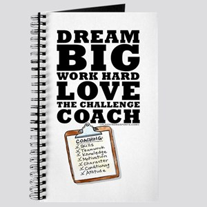 Dream Big Coach Journal