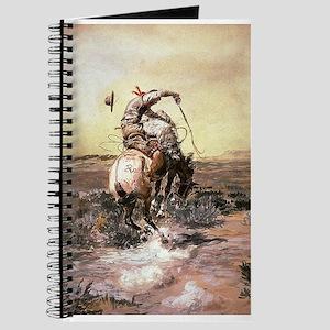 cowboy art Journal