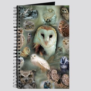 Happy Owls Journal