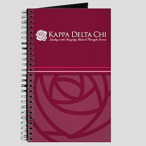 Kappa Delta Chi Logo Journal