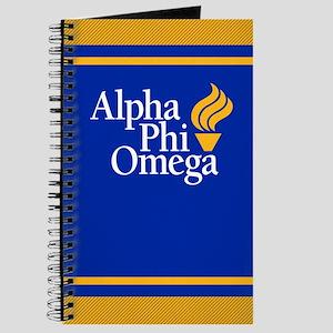 Alpha Phi Omega Fraternity Journal