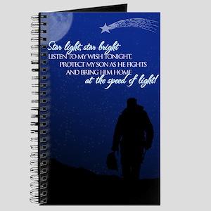 Star light, star bright (son) Journal