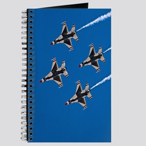 Thunderbirds 4 Bird Side Journal