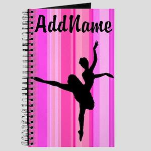 Elegant Dancer Journal