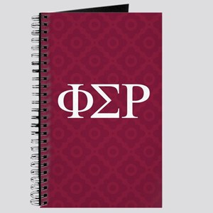 Phi Sigma Rho Letters Journal